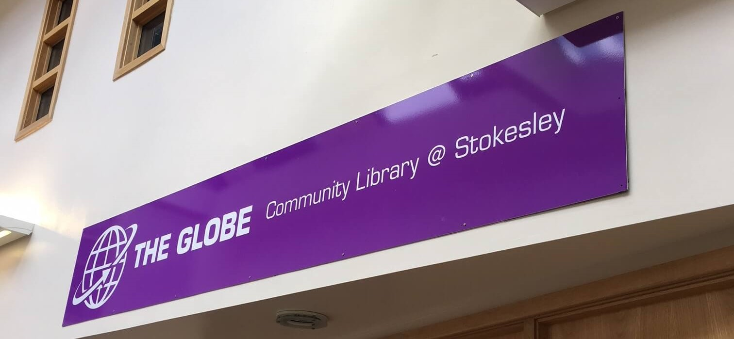 Donate, The Globe, Stokesley, Community Library, North Yorkshire