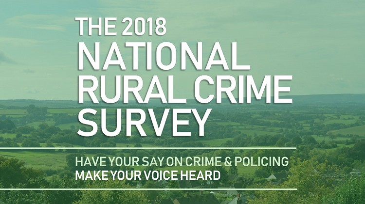 Contribute to the Regional Crime Survey